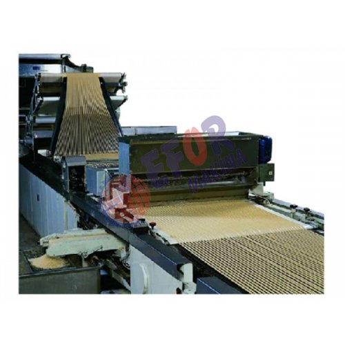 Cracker Production Line and Machines - 1