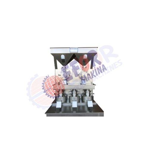 5 Kafalı Tahin Makinesi - 2