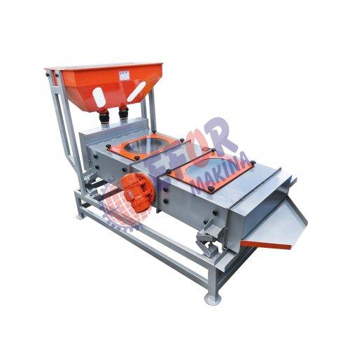 Sesame Sieving Machine - 1